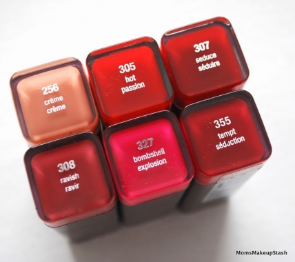 Image result for pictures of covergirl lipsticks